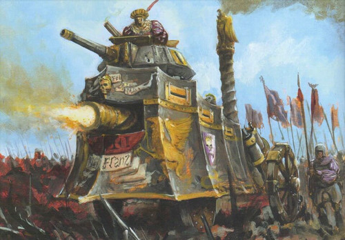 Танк империи