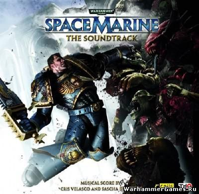 Warhammer 40,000: Space Marine - soundtrack
